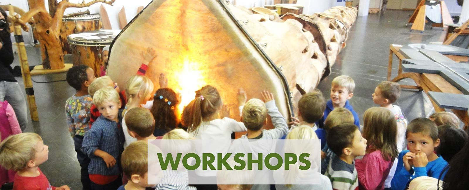 Treetalks Workshops